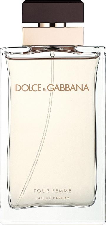 Dolce&Gabbana Pour Femme - Парфюмированная вода