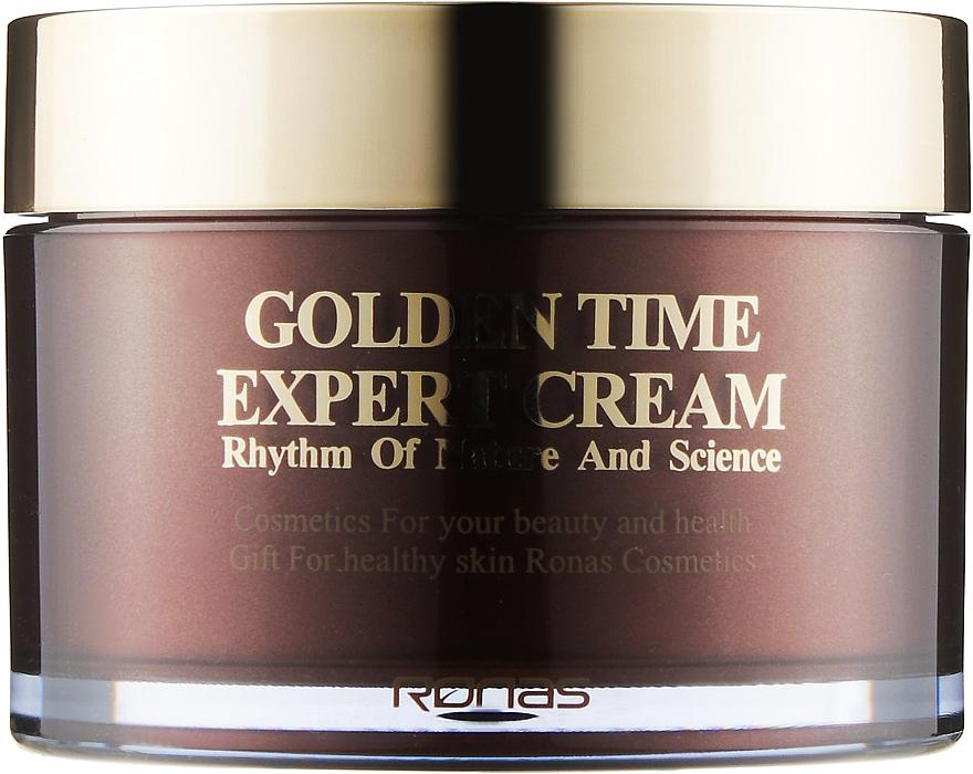 Антивозрастной крем с золотом - Ronas Golden Time Expert Cream
