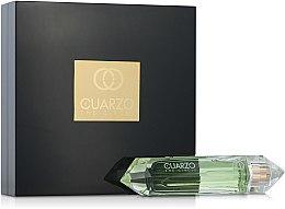 Духи, Парфюмерия, косметика Cuarzo The Circle Sapphire - Парфюмированная вода
