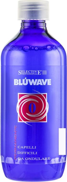 Средство для завивки волос - Selective Professional Blue Wave 0