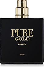 Духи, Парфюмерия, косметика Karen Low Pure Gold - Туалетная вода (тестер без крышечки)