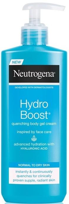 Увлажняющий крем для тела - Neutrogena Hydro Boost Quenching Body Gel Cream