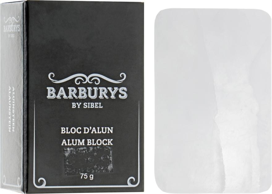 Алюминиевый блок - Barburys Alum Block
