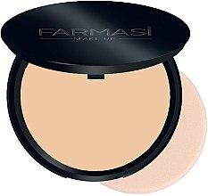 Духи, Парфюмерия, косметика Компактная пудра - Farmasi Compact Powder