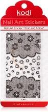 Духи, Парфюмерия, косметика Наклейки для дизайна ногтей - Kodi Professional Nail Art Stickers LC057