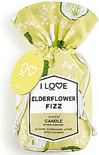 """Духи, Парфюмерия, косметика Ароматическая свеча """"Коктейль из бузины"""" - I Love Elderflower Fizz Scented Candle"""