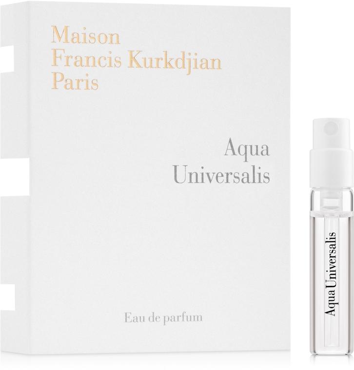 Maison Francis Kurkdjian Aqua Universalis - Туалетная вода (пробник)