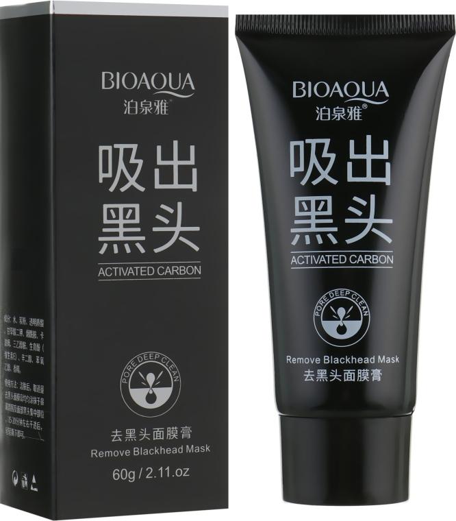 Маска-пленка для лица - Bioaqua Facial Blackhead Remover Deep Clean