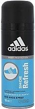 Духи, Парфюмерия, косметика Дезодорант-спрей для обуви - Adidas Foot Shoe Refresh Deodorant