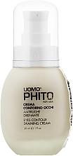 Духи, Парфюмерия, косметика Подтягивающий крем для контура глаз для мужчин - Phito Uomo