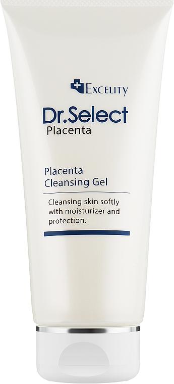 Гель для очищения кожи с плацентой - Dr. Select Excelity Placenta Cleansing Gel