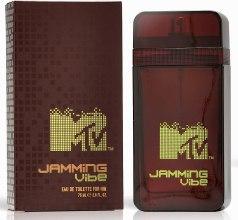 Духи, Парфюмерия, косметика MTV Perfumes Jamming Vibe - Туалетная вода