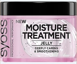 Духи, Парфюмерия, косметика Восстанавливающая маска для волос - Syoss Moisture Treatment Jelly