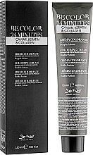 Духи, Парфюмерия, косметика Стойкая крем-краска для волос - Be Hair Be Color 24 Min Colouring Cream