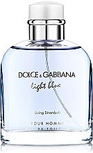 Парфумерія, косметика D&G Light Blue Living Stromboli Pour Homme - Туалетна вода