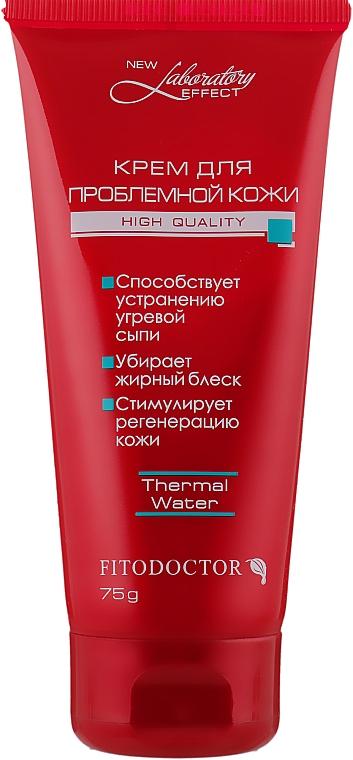 Крем для проблемной кожи лица - Фитодоктор