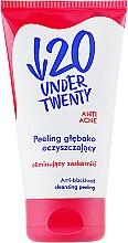 Духи, Парфюмерия, косметика Глубоко очищающий гель-пилинг для лица - Under Twenty Anti! Acne Intense 2 in 1 Peeling Gel