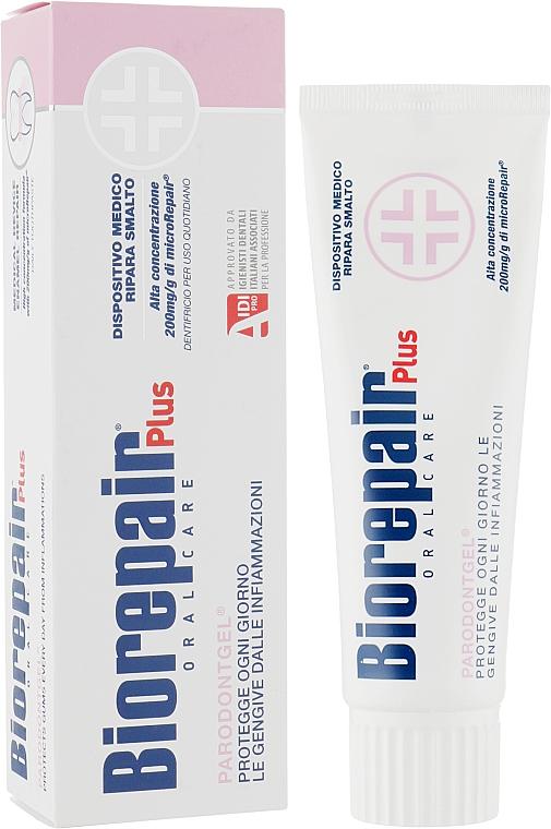 """Зубная паста """"Пародонтогель"""" - Biorepair Plus Professional Care Parodontogel"""