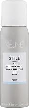 """Духи, Парфюмерия, косметика Лак средней фиксации для волос """"Фристайл"""" №86 - Keune Style Freestyle Spray Travel Size"""