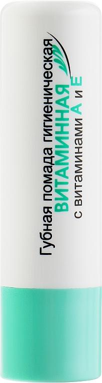 Бальзам для губ с витаминами А и Е - Витэкс