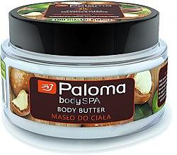 """Духи, Парфюмерия, косметика Масло для тела """"Расслабление и укрепление"""" - Paloma Body SPA Body Butter"""