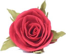 "Резинка для волос ""Красная роза"", маленькая - Katya Snezhkova — фото N1"
