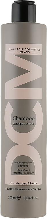 Шампунь для жирных волос - DCM Sebum-regulating Shampoo