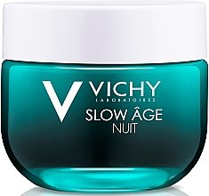 Духи, Парфюмерия, косметика Ночная крем-маска для коррекции признаков старения кожи - Vichy Slow Age Fresh Cream & Mask
