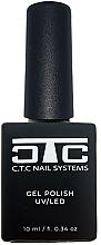 Духи, Парфюмерия, косметика Финишное покрытие для ногтей, без липкого слоя - C.T.C Nail Systems Top No Wipe