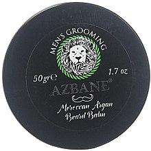 Духи, Парфюмерия, косметика Бальзам для бороды - Azbane Men's Grooming Moroccan Argan Beard Balm