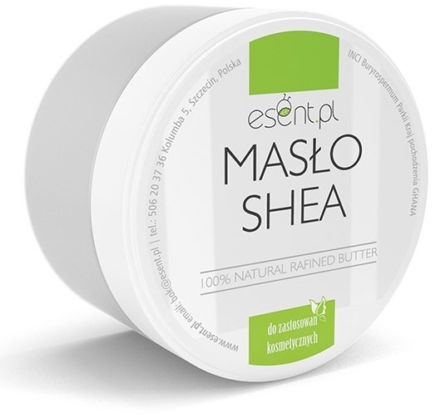Натурально масло ШИ 100% - Esent 100% Natural Refined Butter