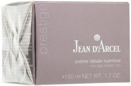 Духи, Парфюмерия, косметика Питательный крем предупреждающий старение - Jean d'Arcel Prestige Pre-age Cream Rich