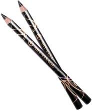 Духи, Парфюмерия, косметика Кремовый карандаш для глаз 2в1 - Art-Visage Smoky Eyes