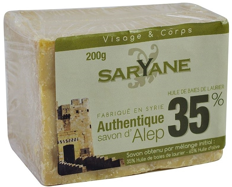 Мыло - Saryane Authentique Savon DAlep 35%