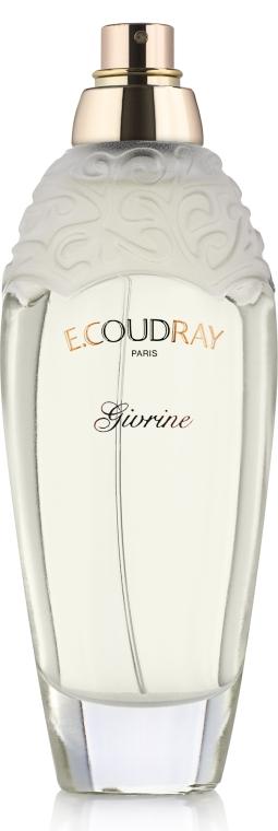 E. Coudray Givrine - Туалетная вода (тестер без крышечки)