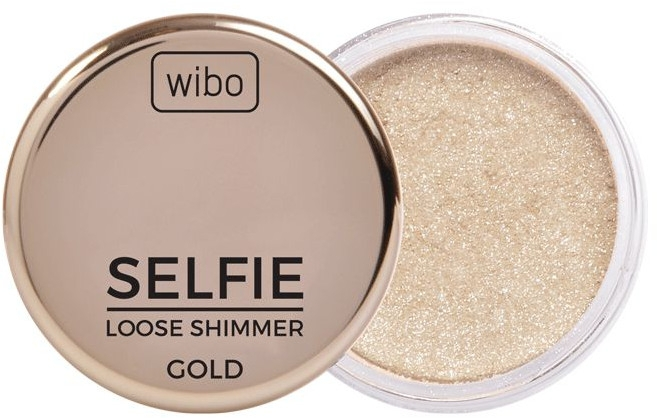 Шиммер для лица - Wibo Selfie Loose Shimmer
