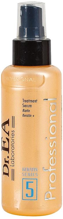Сыворотка для ухода за волосами - Dr.EA Keratin Series 5 Treatment Serum