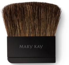 Духи, Парфюмерия, косметика Компактная кисть для пудры - Mary Kay Compact Powder Brush