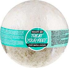 Парфумерія, косметика Ванночка і скраб для ніг - Beauty Jar Treat Your Feet Foot Bath&Scrub