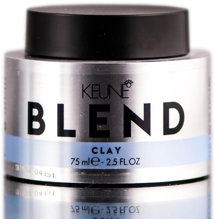 Глина для укладки волос - Keune Blend Clay