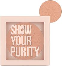 Духи, Парфюмерия, косметика Пудра для лица - Pastel Show Your Purity