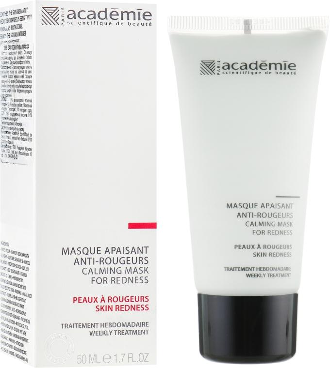 Успокаивающая маска для лица - Academie Sos Apaisant Anti Rougeurs Masque