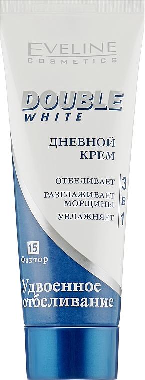 Дневной крем для кожи лица - Eveline Cosmetics Double White