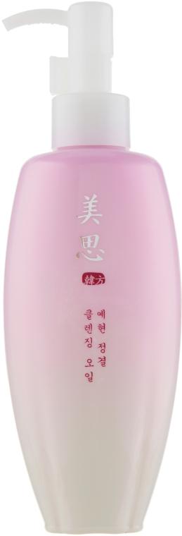 Гидрофильное масло с экстрактами корня японской сосны и восточных трав - Missha Yei Hyun Cleansing Oil
