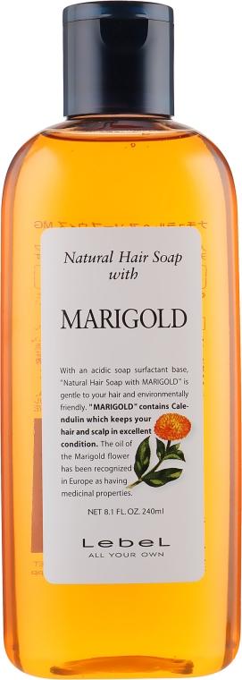Шампунь с экстрактом календулы - Lebel Marigold Shampoo