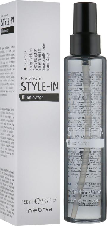 Спрей-блеск для волос - Inebrya Style-In Illuminator — фото N1