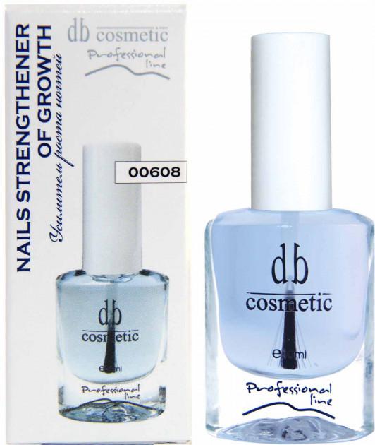 """Средство для ногтей """"Усилитель роста"""" - Dark Blue Cosmetics Prof Line Nails Strengthener of Growth"""
