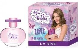 La Rive Violetta Love - Парфюмированная вода — фото N1