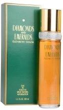 Духи, Парфюмерия, косметика Elizabeth Taylor Diamonds&Emeralds - Туалетная вода