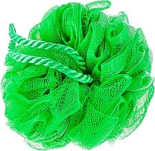 Парфумерія, косметика Мочалка для душу, зелена - Titania